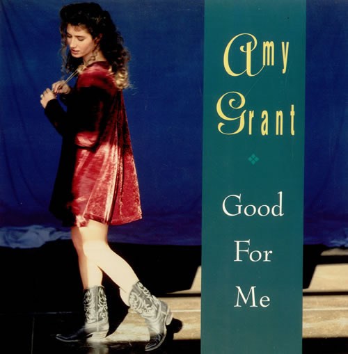 Amy Grant - Good for me - YouTube