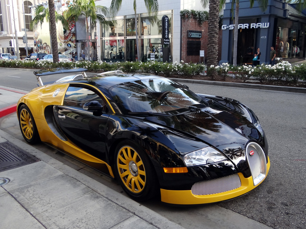 Veyron Supersoft car