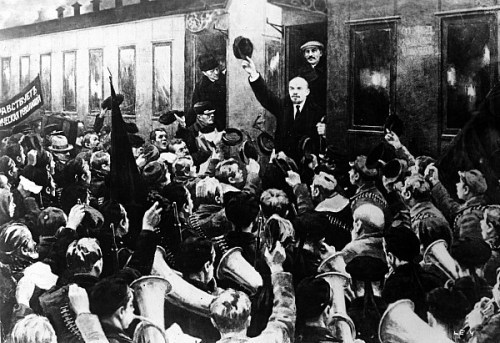 BBC - GCSE Bitesize - Lenin and the Bolshevik revolution