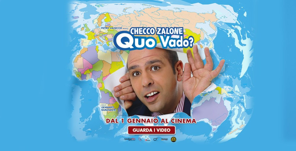 STREAMING Quo vado? (FILM ITA 2015) – Film Completo Italiano