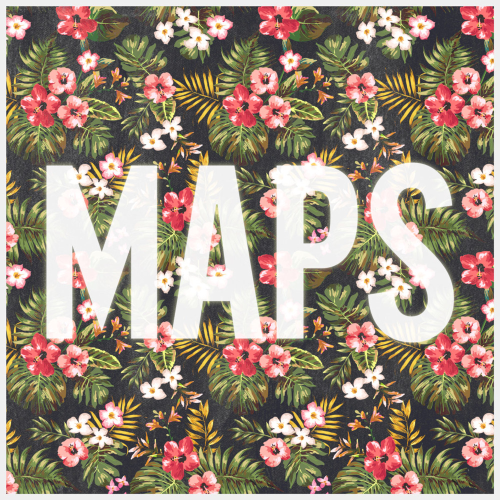 Alelirik Maroon 5 - Maps