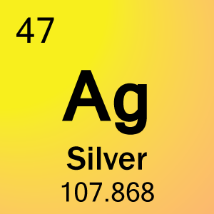 Symbol For Silver On Periodic Table
