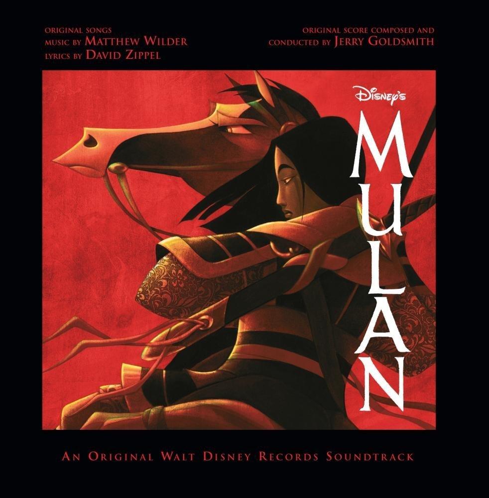 Walt Disney Records u2013 Mulan: An Original Walt Disney ...