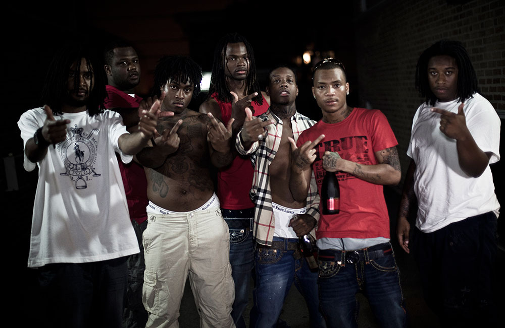 otf we the money team a couple boss niggas � chiraq