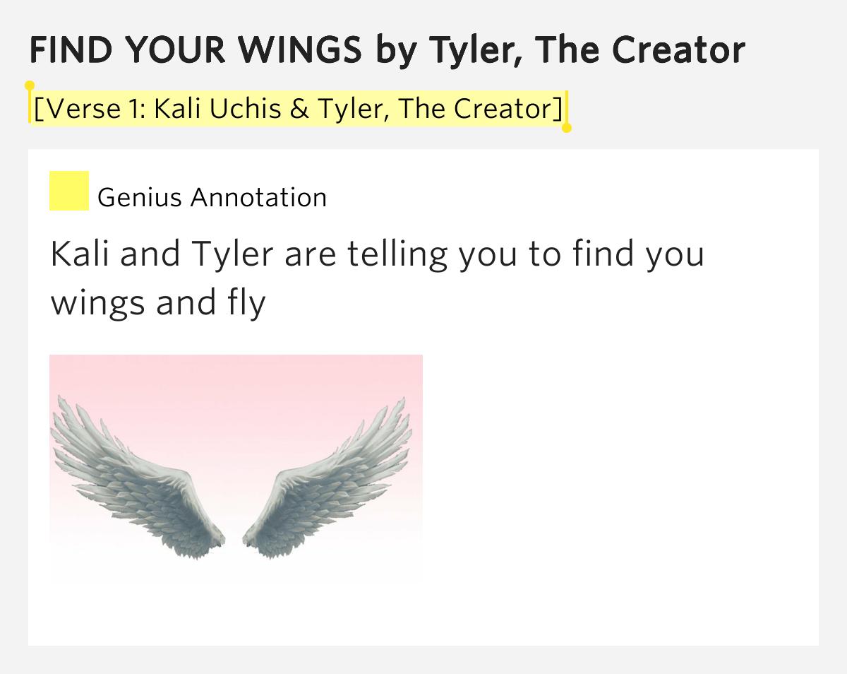 [Verse 1: Kali Uchis & Tyler, The Creator]