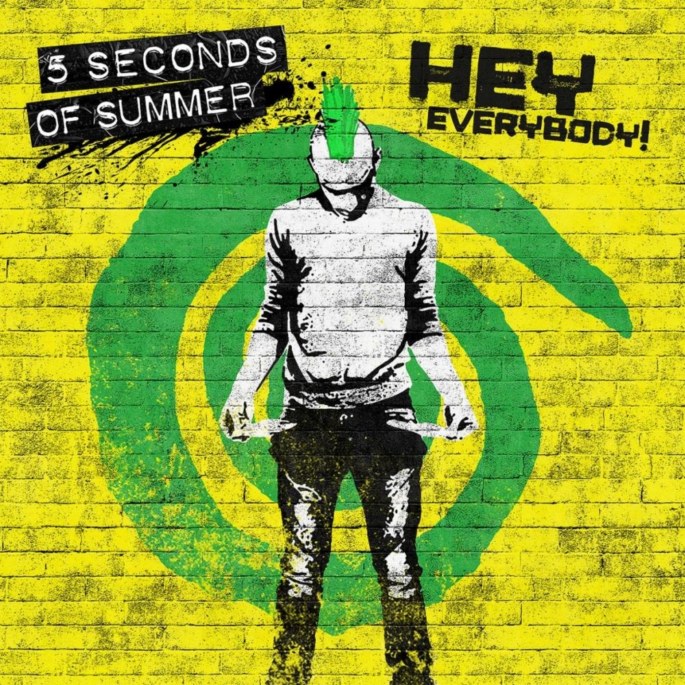 Everybody say way oh lyrics