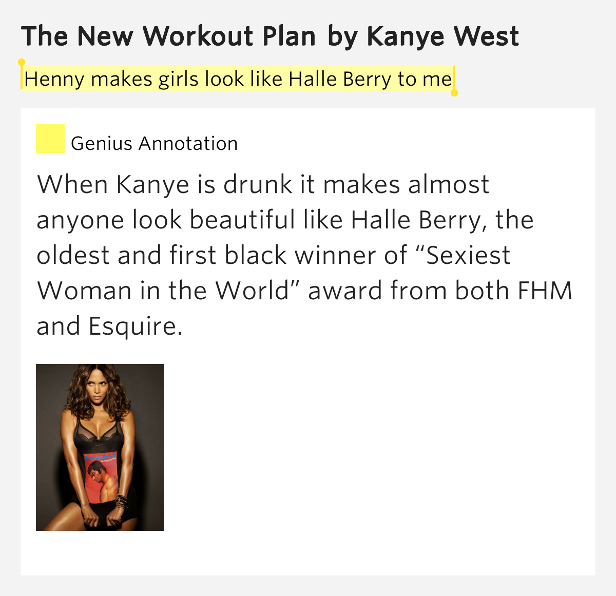 new workout plan