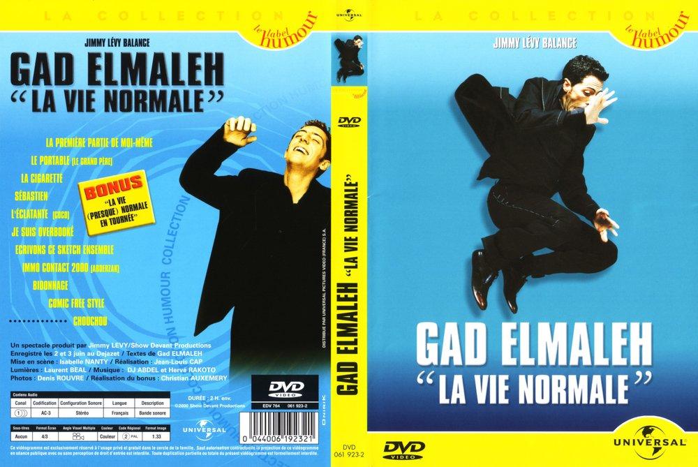 La vie normale n'existe que pour Gad Elmaleh � Freestyle du Reflet ...