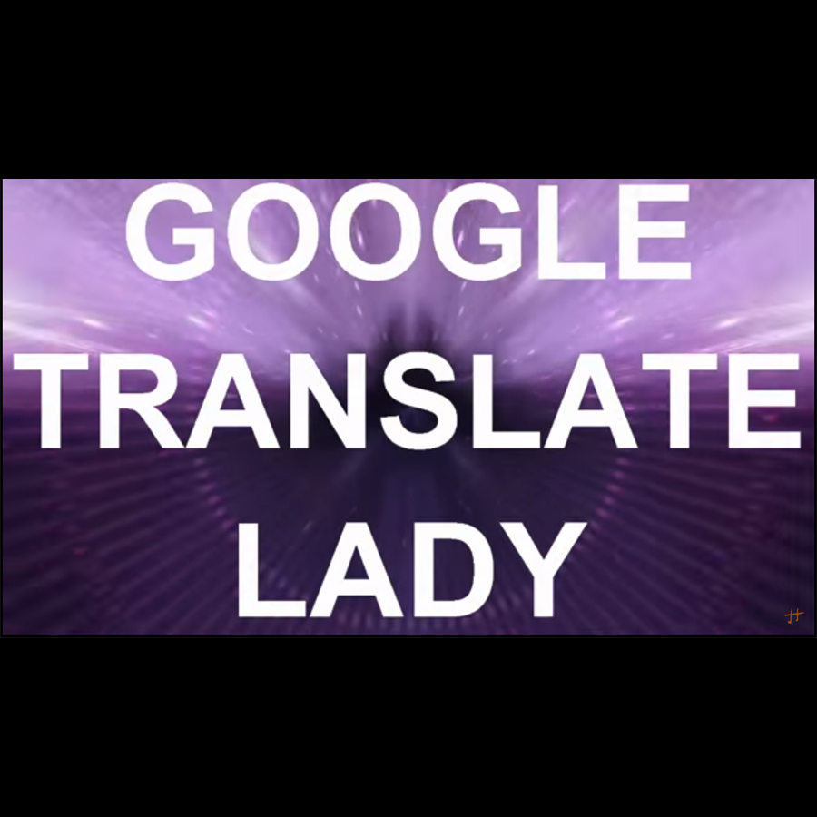 how to make google translate rap