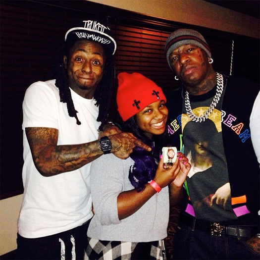 To help improve the quality of the lyrics, visit Lil Wayne   Watch