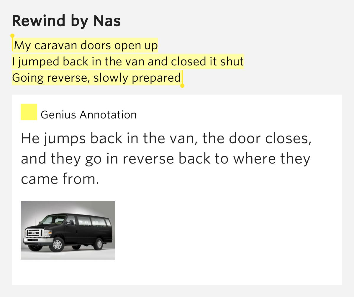 how to open a caravan door
