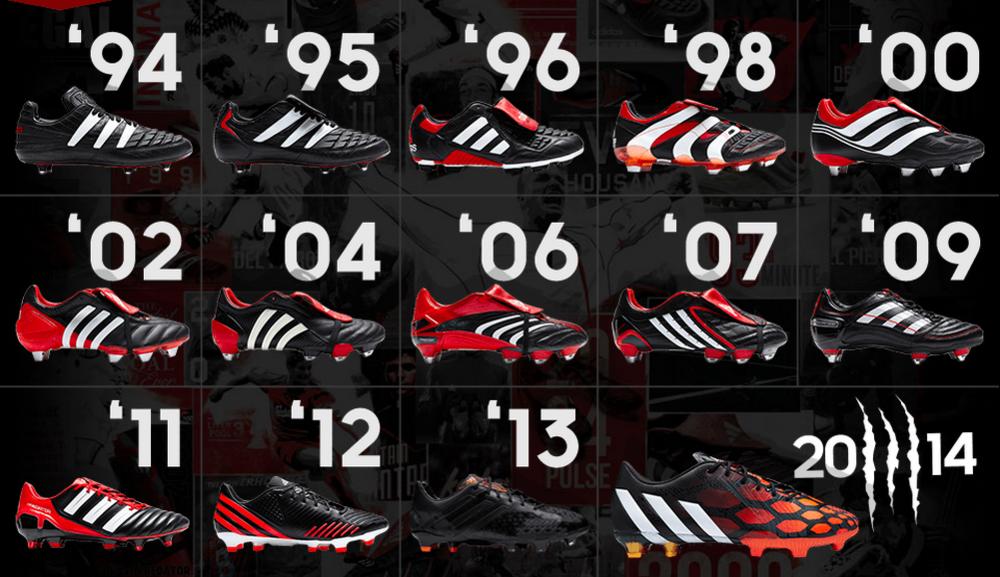 Adidas – Adidas Pred... David Beckham