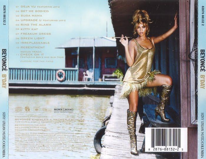 beyonce album passes 1 - photo #23