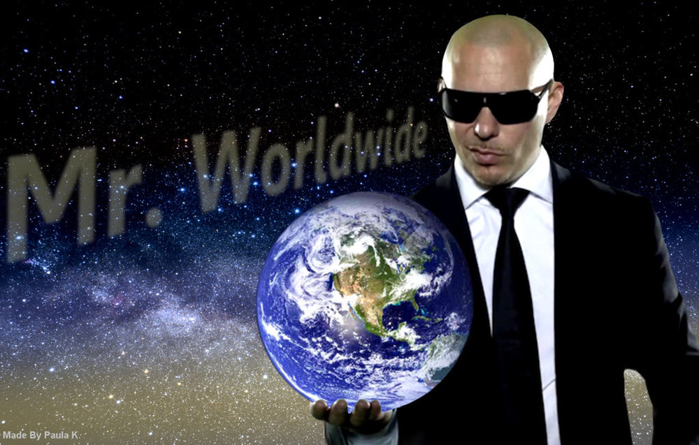 Mr Worldwide Feel This Moment By Pitbull