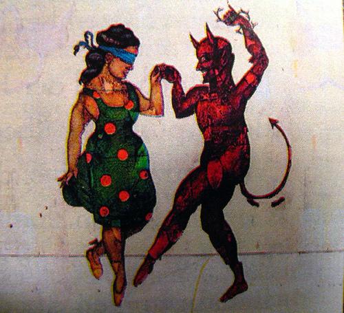 the in history devil
