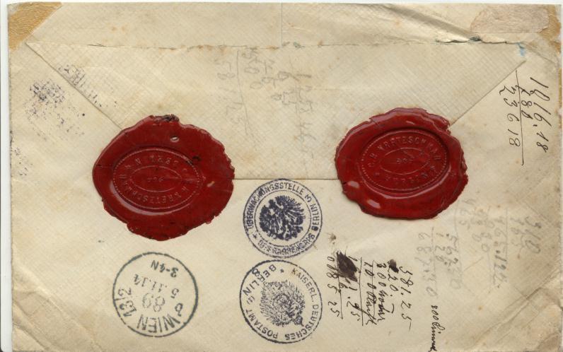 Brief Mit Kerzenwachs Versiegeln : Ich gebe dir mein brief und siegel tödliches