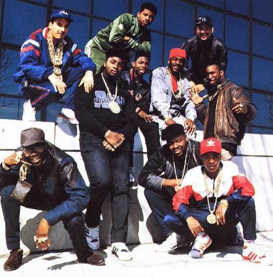 Eric B Rakim I Know You Got Soul