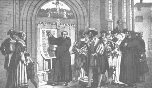 95 theses rap meaning
