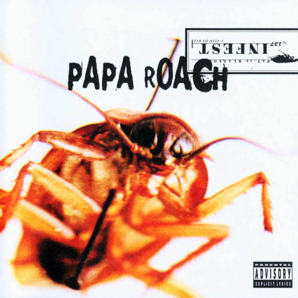 lyrics of papa roach: