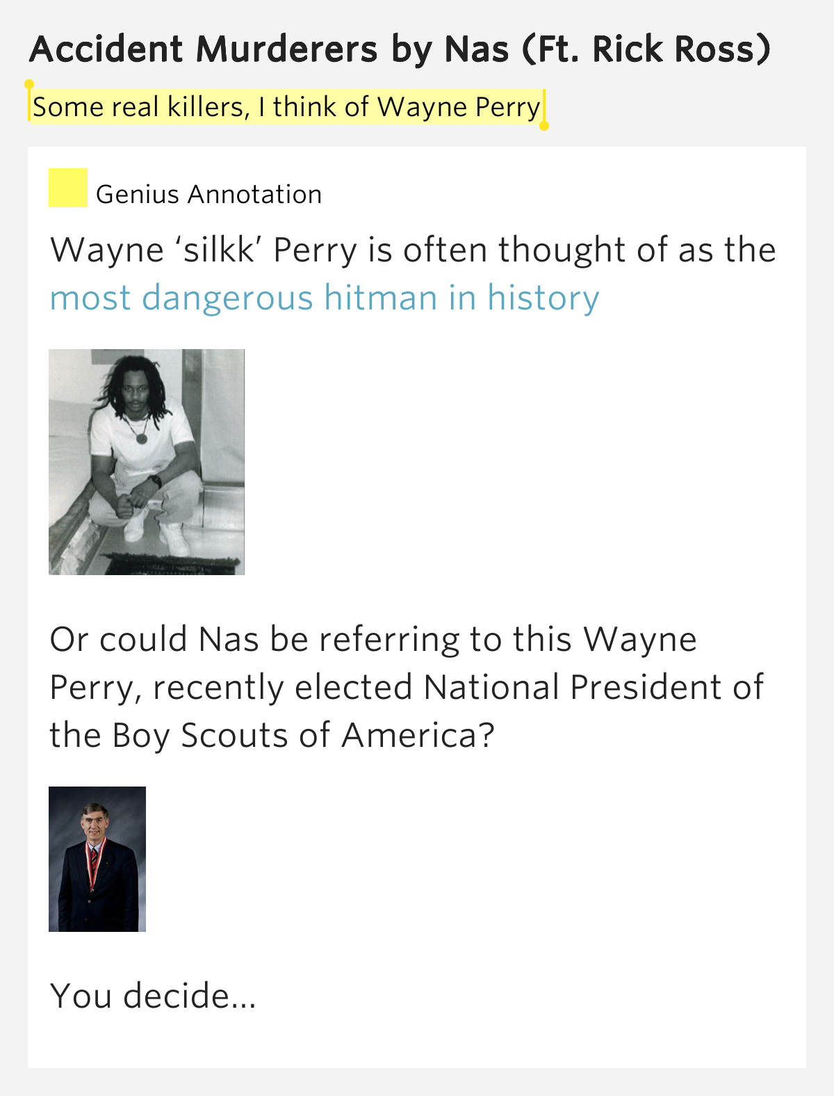 Nas - Accident Murderers Lyrics   MetroLyrics