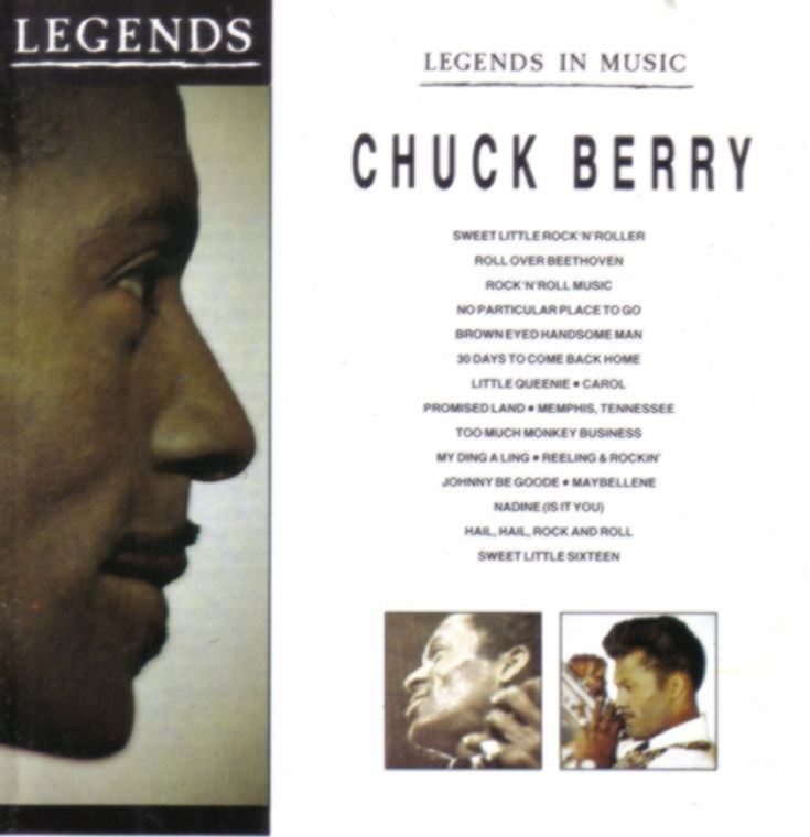 Top Tracks - Chuck Berry - YouTube
