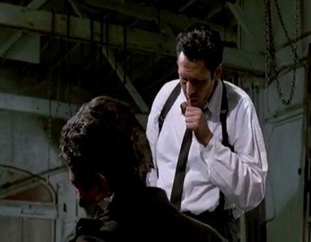 Reservoir Dogs Song When Ear Cut Off