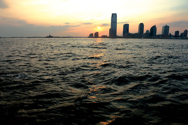 the tide rises the tide falls essay