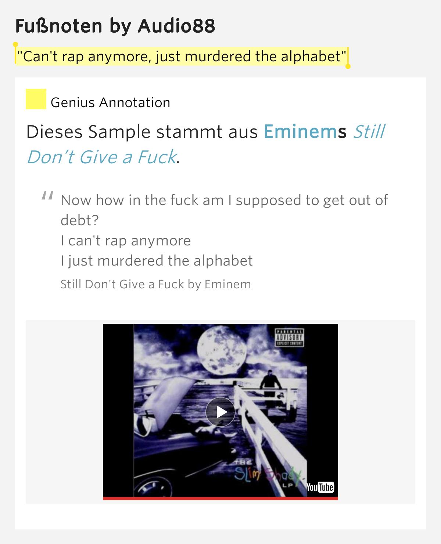 Still dont give a fuck lyrics pics 35