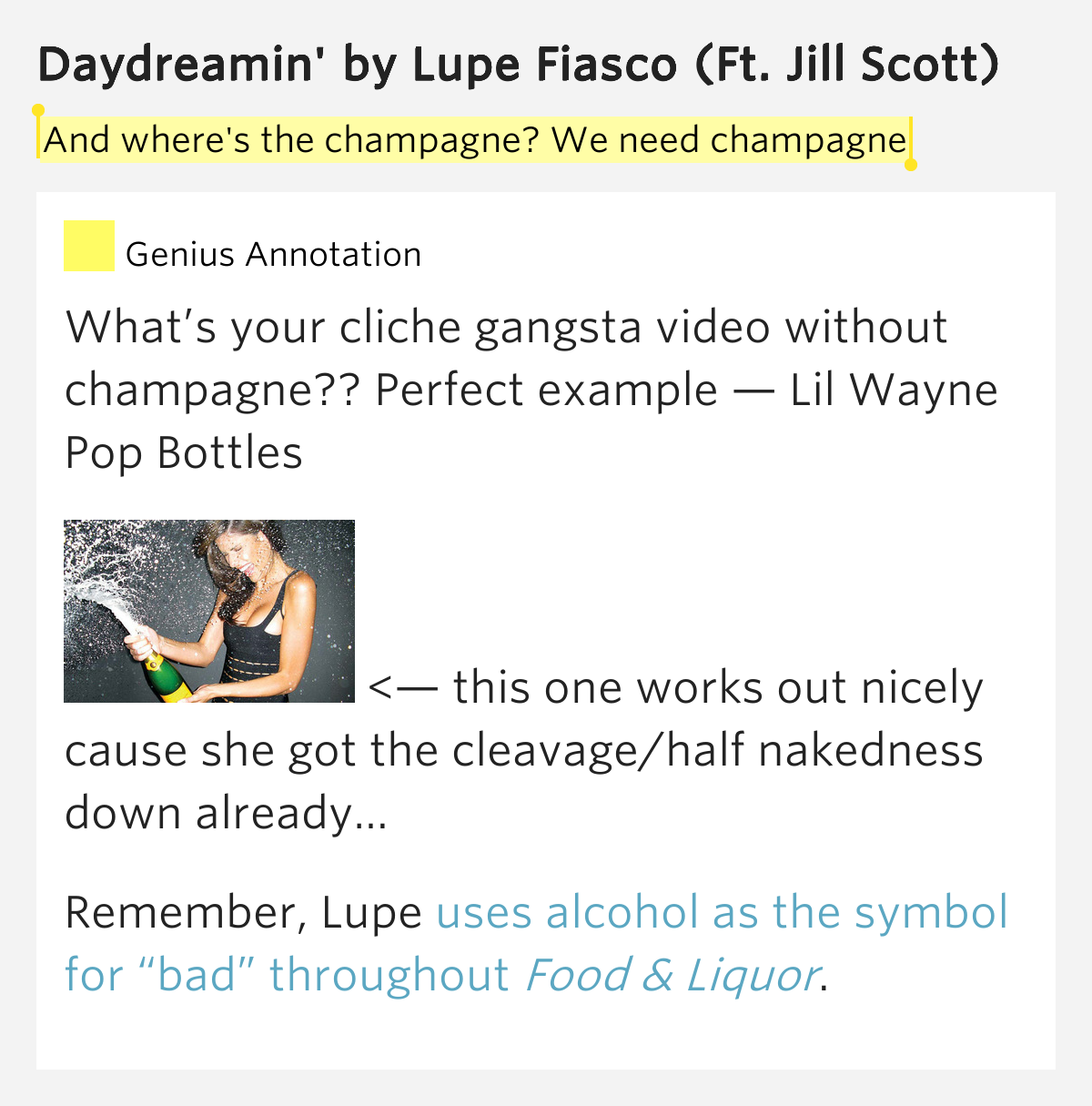 Lupe Fiasco - Daydreamin' - YouTube