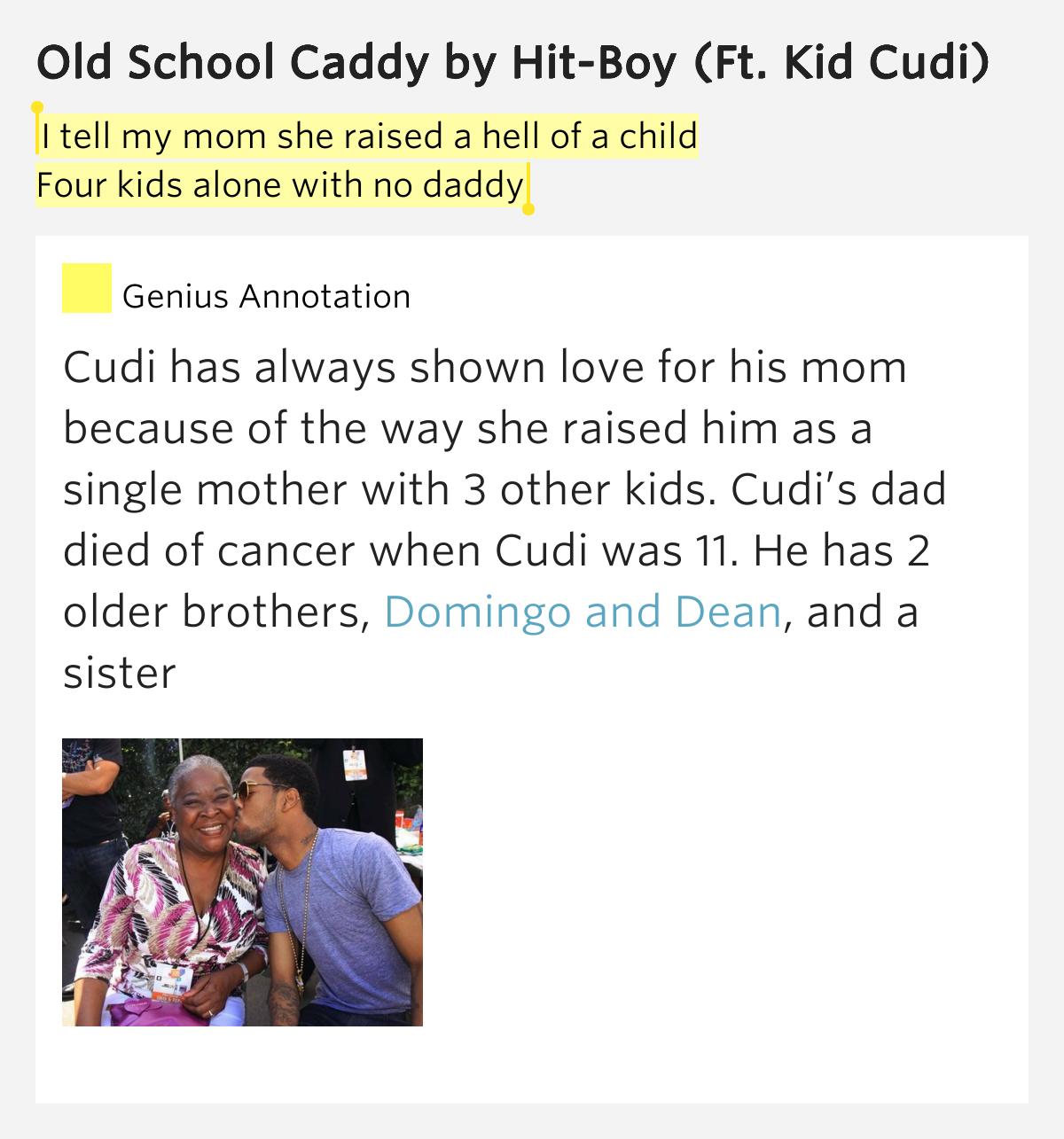 Troubled Boy Kid Cudi Lyrics Love