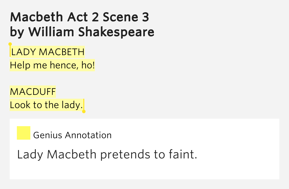 macbeth summaries up to act 4