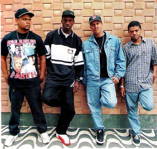 Negro Drama - Racionais Mc's - VAGALUME