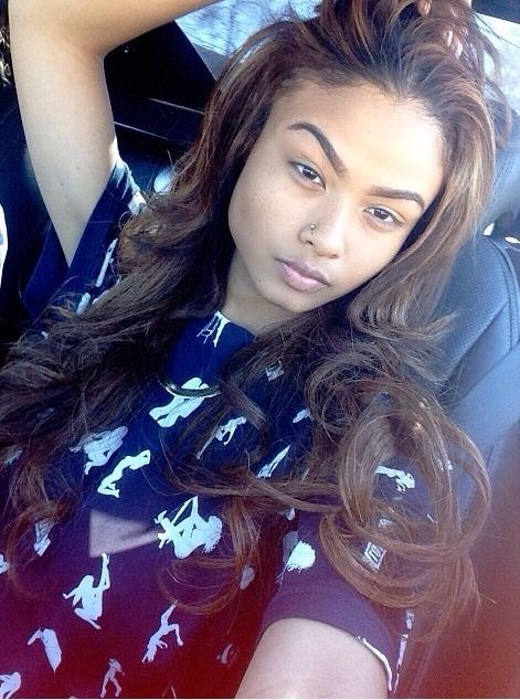 Curly brown hair tumblr