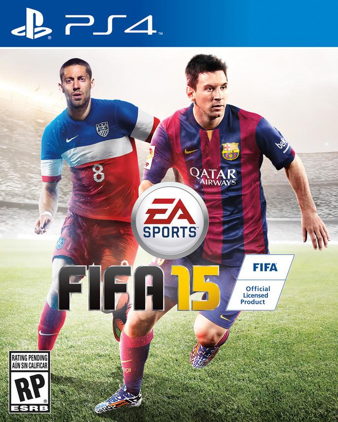 Tim Short Hazard >> EA Sports FIFA – FIFA 15 Covers | Genius