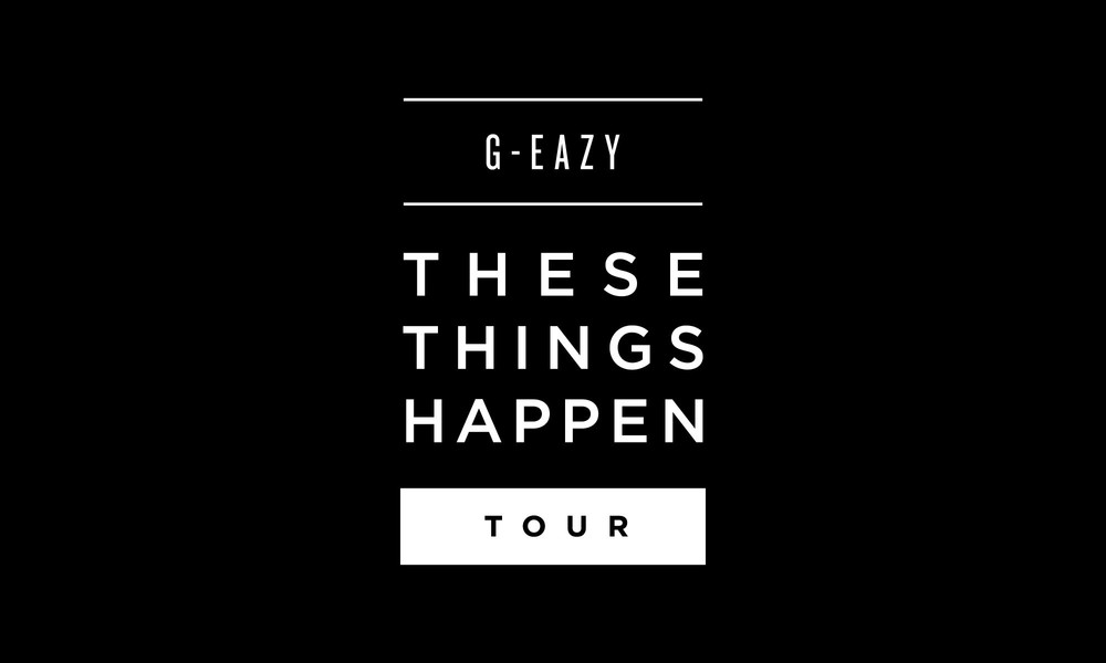 G-Eazy is most known for his  G Eazy These Things Happen Wallpaper