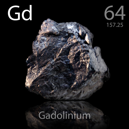 64 Gadolinium Gd Periodic Table By Mister Molato