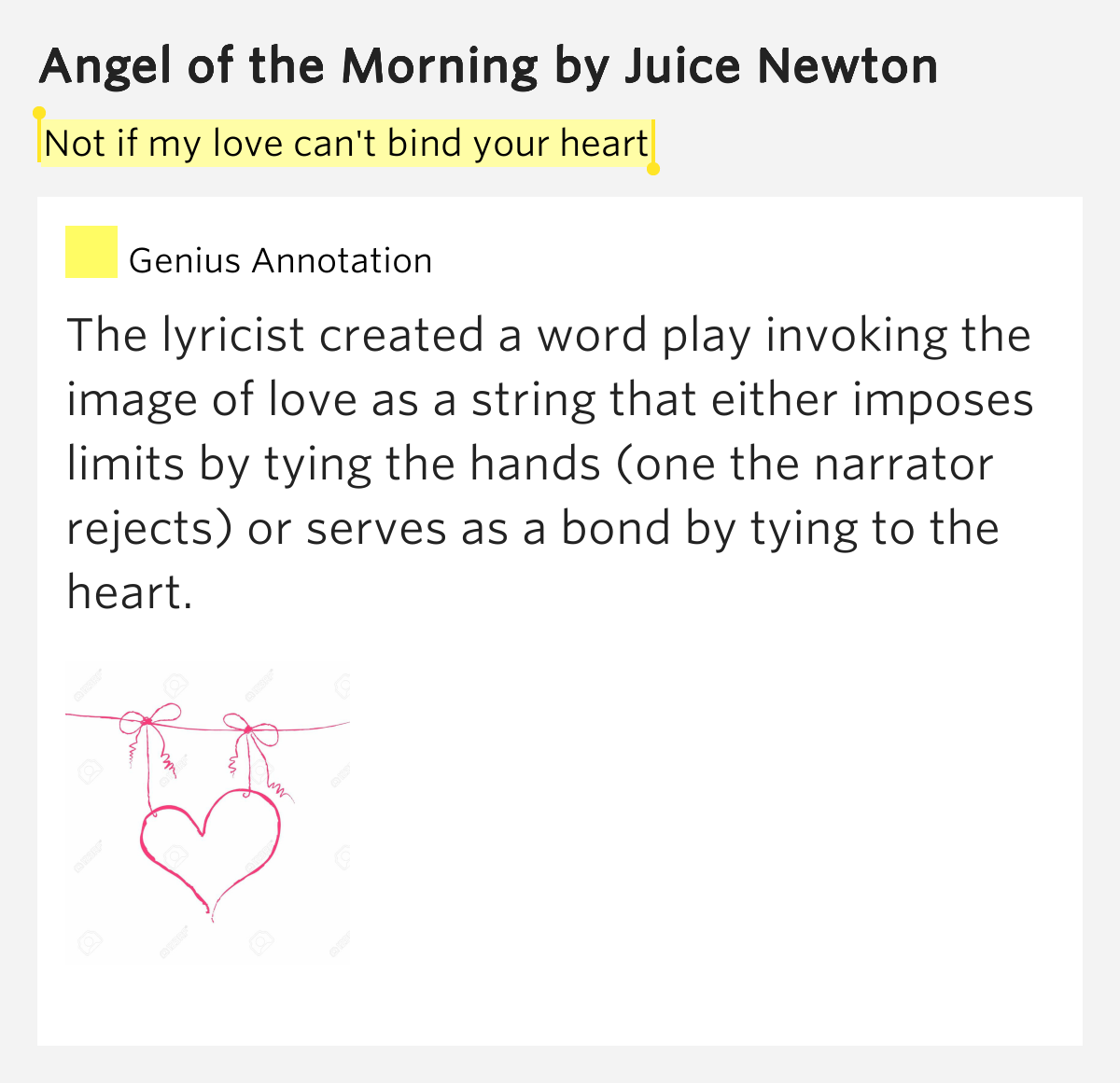 Angel of the Morning by Merrilee Rush - Songfacts