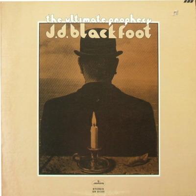 J. D. Blackfoot I've Been Waitin'