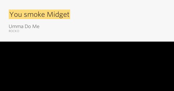 Definition of a midget