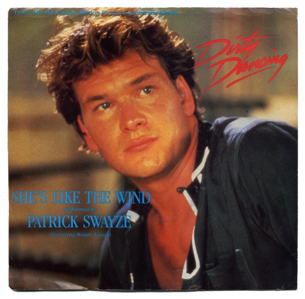 Patrick Swayze – She's Like the Wind Lyrics | Genius Lyrics