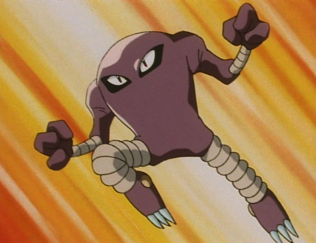 106 Hitmonlee – The Kanto Pokédex: Annotated by Pokémon