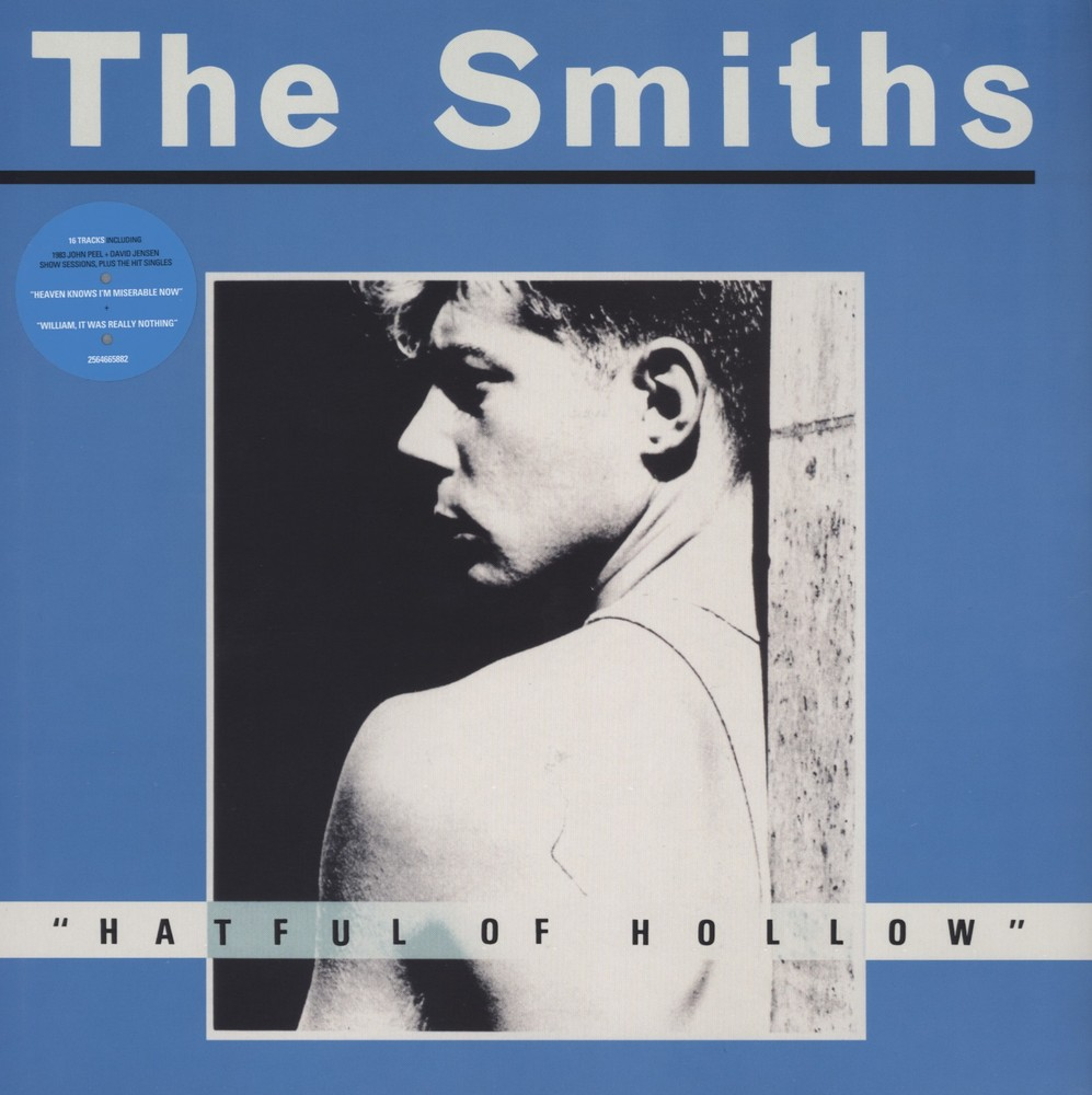 The Smiths – Hatful of Hollow Album Cover Lyrics | Genius ...