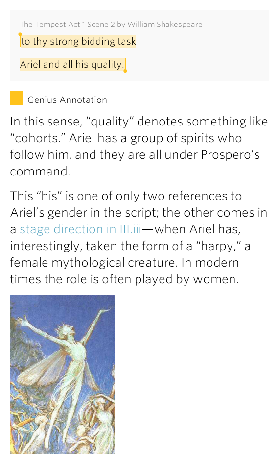 the gender issues portrayed in william shakespeares the tempest In macbeth , william shakespeare's tragedy about power, ambition,  gender roles lady macbeth is the focus of much of the exploration of gender roles in the play.