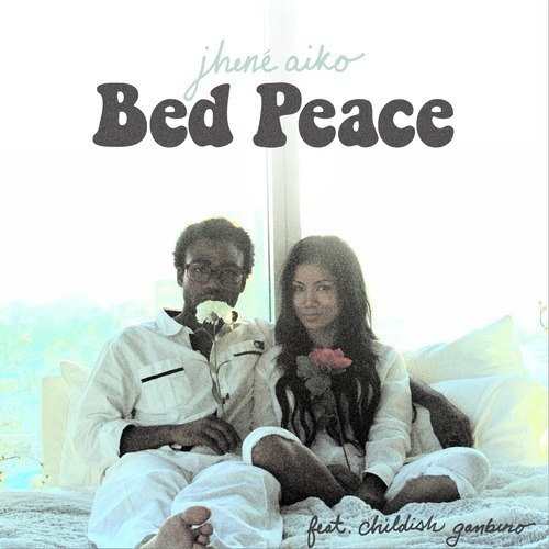 Part of Childish Gambino rap in Jhene Aiko song Bed Peace ... |Jhene Aiko Bed Peace Lyrics