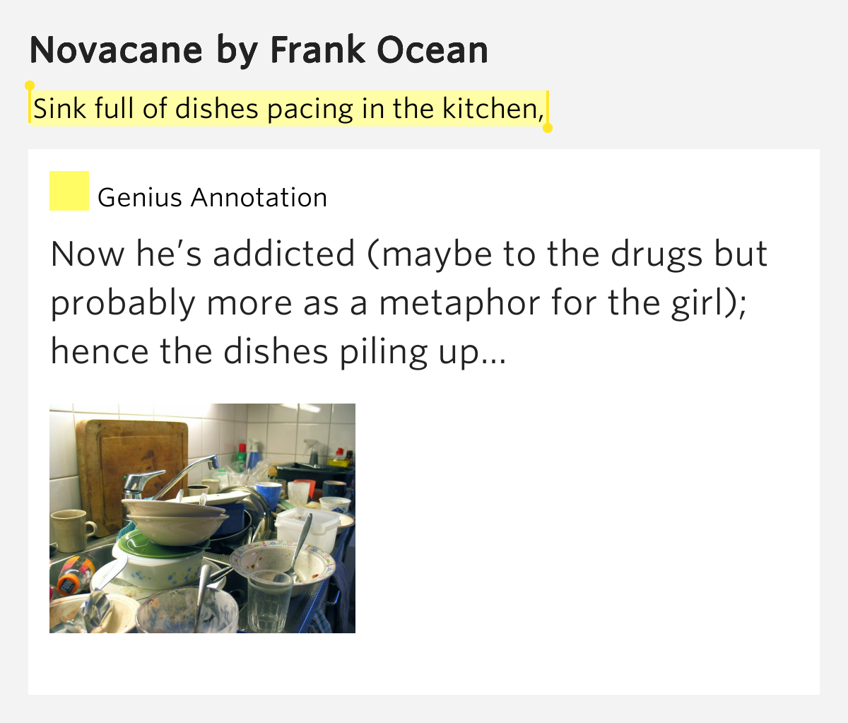 Everything But The Kitchen Sink Idiom meaning of kitchen sink