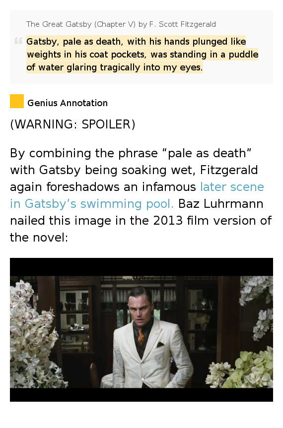 the great gatsby vs death of Comparison and contrast of willy loman in death of a salesman and jay gatsby in the great gatsby willy vs gatsby(compare) although they lived very different lives - willy, objectively a failure, and gatsby, objectively a success.