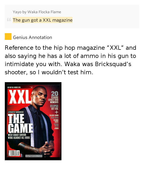Gun Sounds Lyrics - Waka Flocka Flame | Music In Lyrics