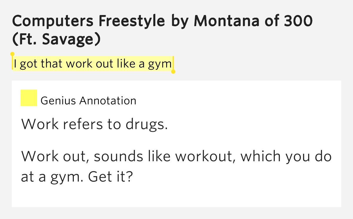 Montana of 300 - Computers Ft. $avage (Onscreen Lyrics ...