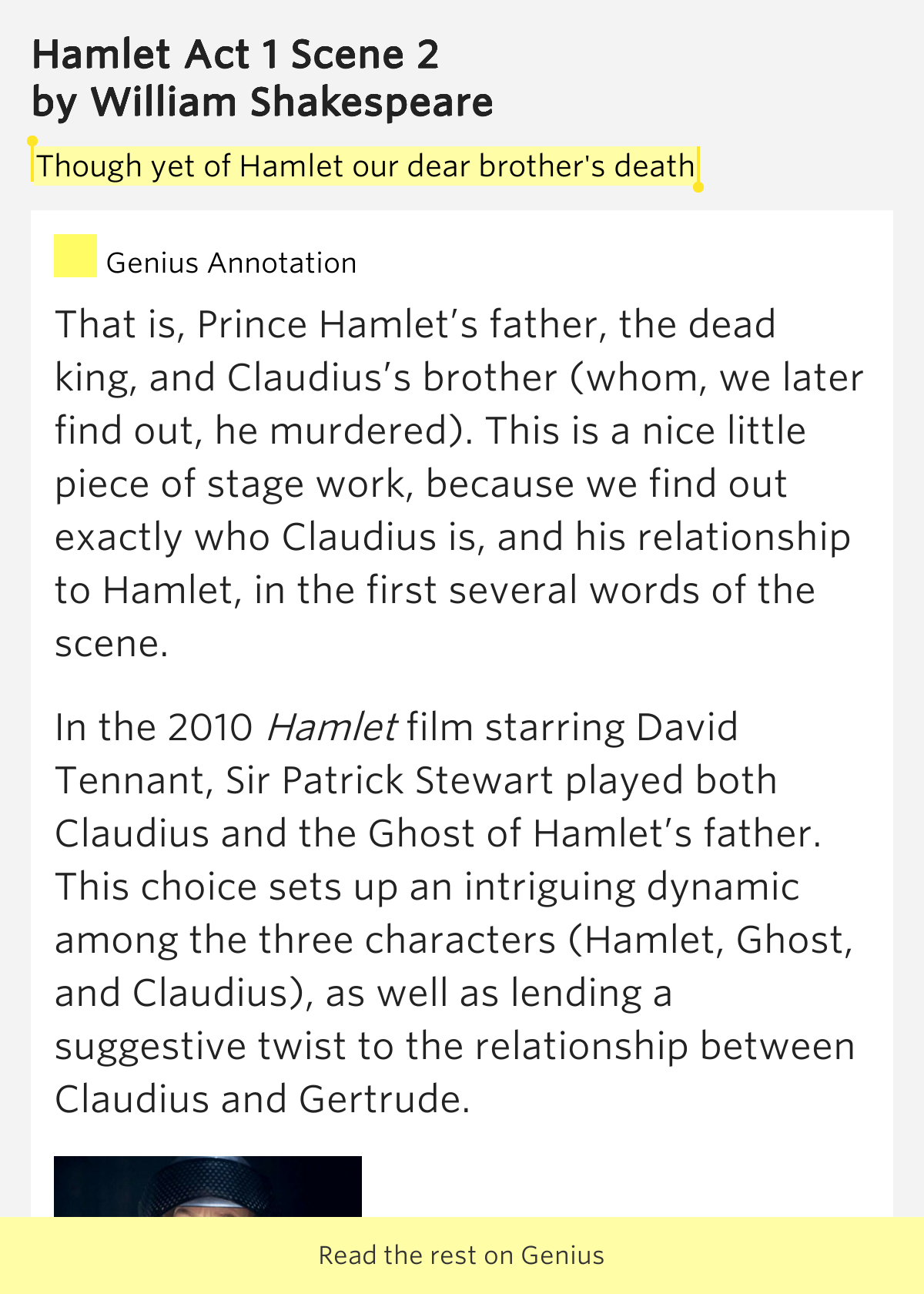 the relationship between hamlet and claudius in hamlet a play by william shakespeare Hamlet by william shakespeare  reeling from claudius's violent reaction to a play, hamlet mistakenly kills polonius  subtle hint found in laertes .