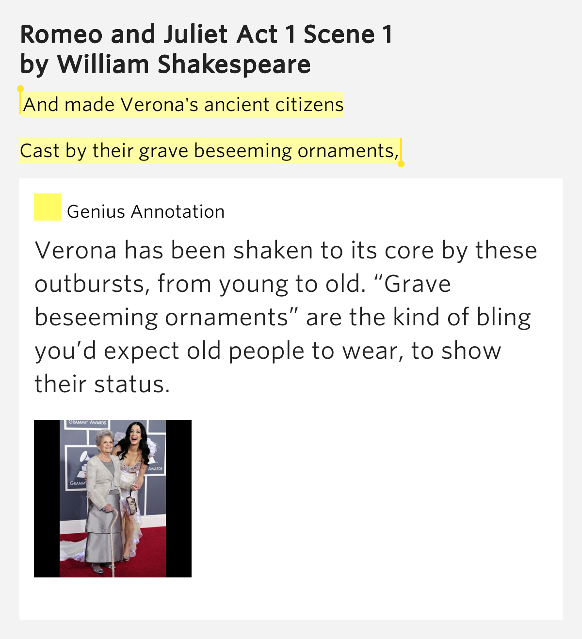 how william shakespeare makes act 1 Makes it interesting  - act 1 scene 5 of william shakespeare's romeo and juliet romeo and juliet is a tragedy play written by william shakespeare act 1,.